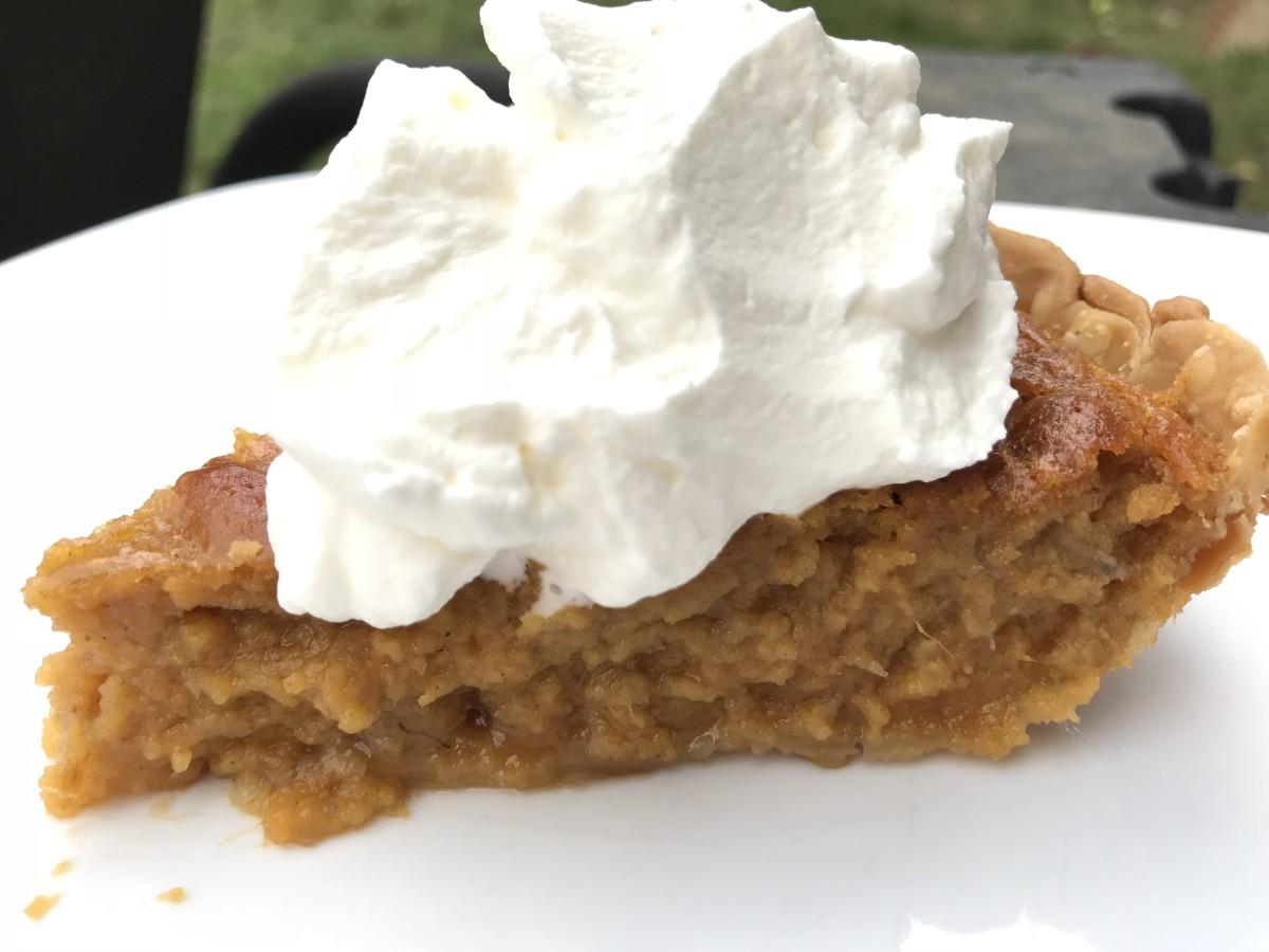 Sweet Potato Pie - Best Southern Classic