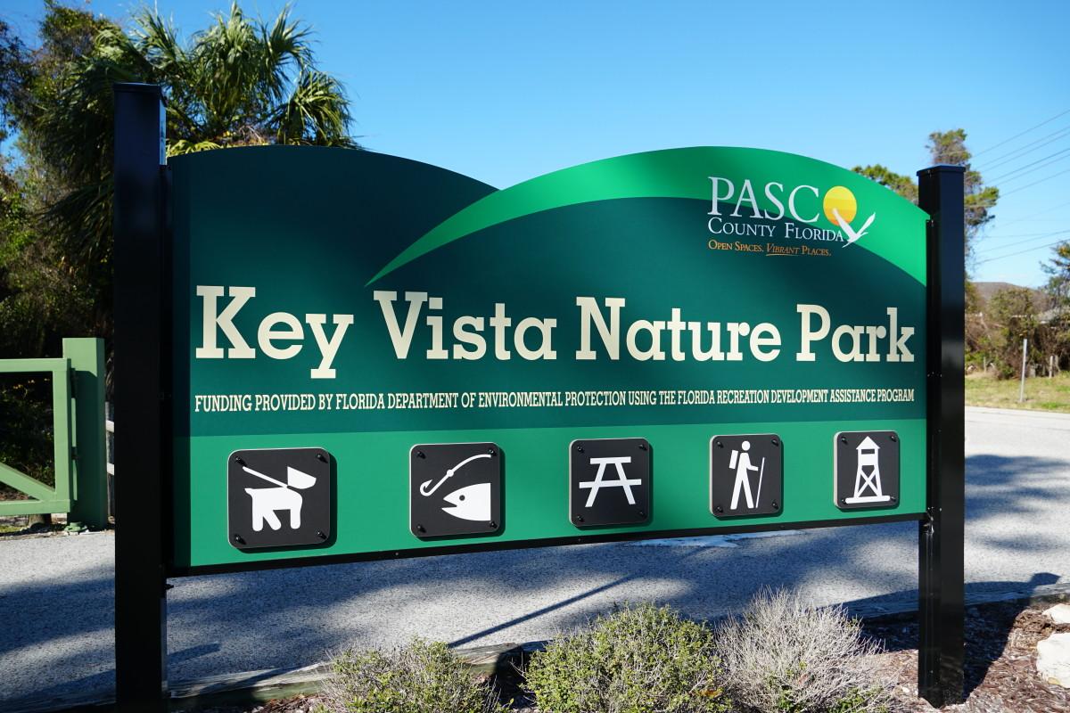 Visiting Key Vista Nature Park: Holiday, Florida