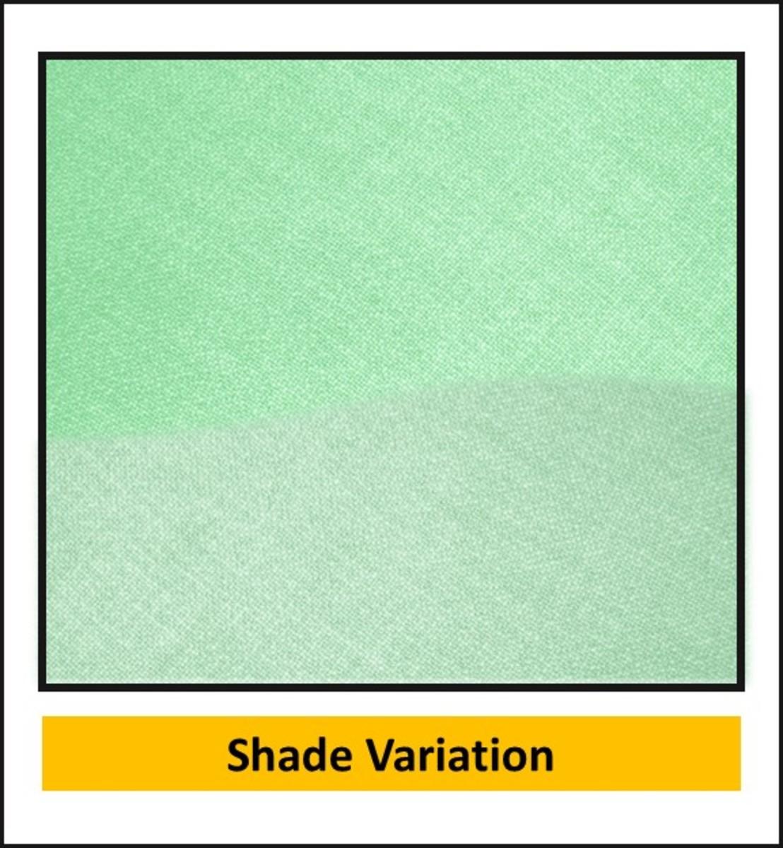 Shade Variation
