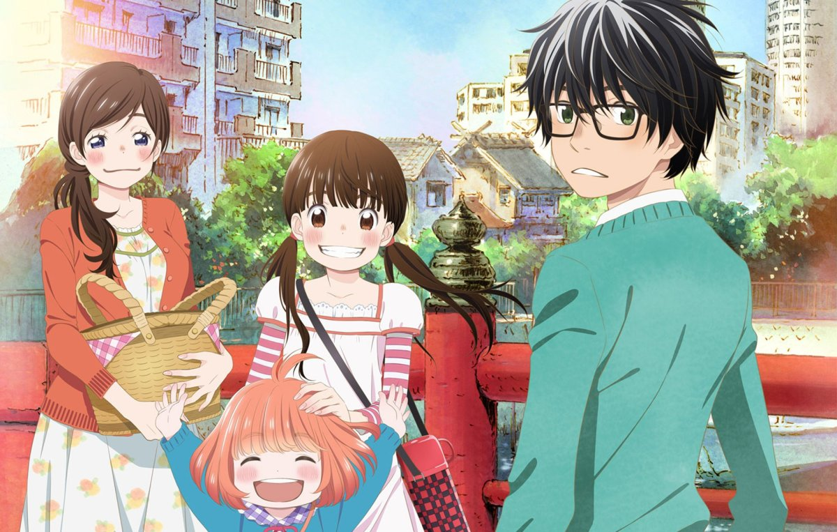 3-gatsu no Lion (March comes in like a lion)