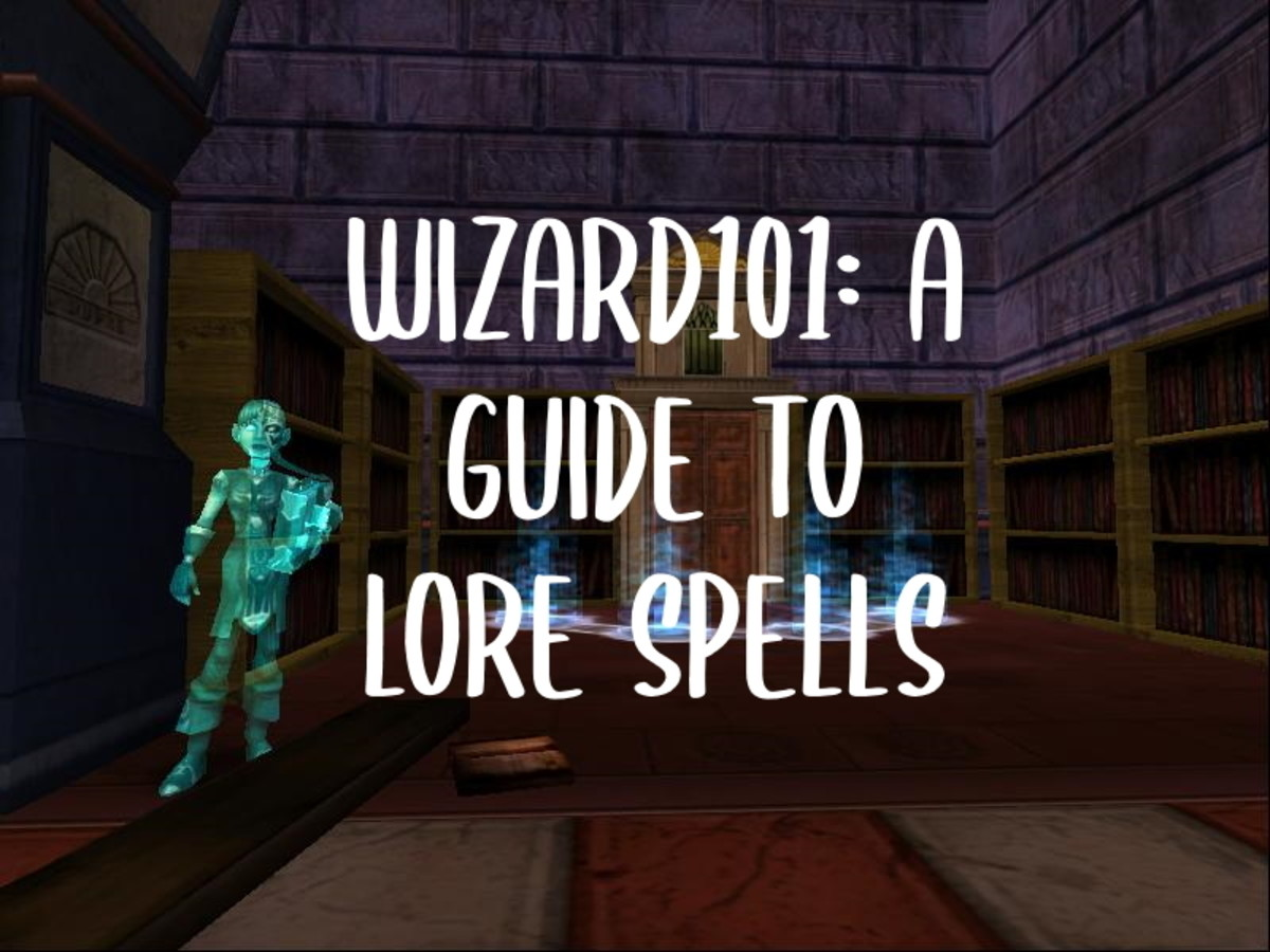 """Learn everything you need to know about lore spells and defeating the Loremaster in """"Wizard101."""""""