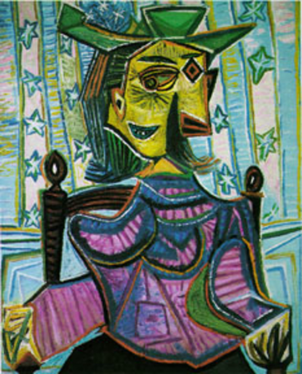 Picasso compare and contrast