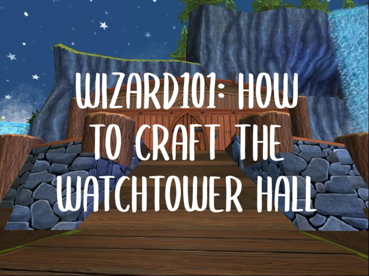The Watchtower Hall is a Grizzleheim-inspired house that you can craft in Wizard101. Find out what you need to build yourself this house.