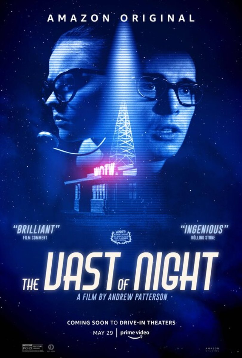 The Vast of Night (2019) Movie Review