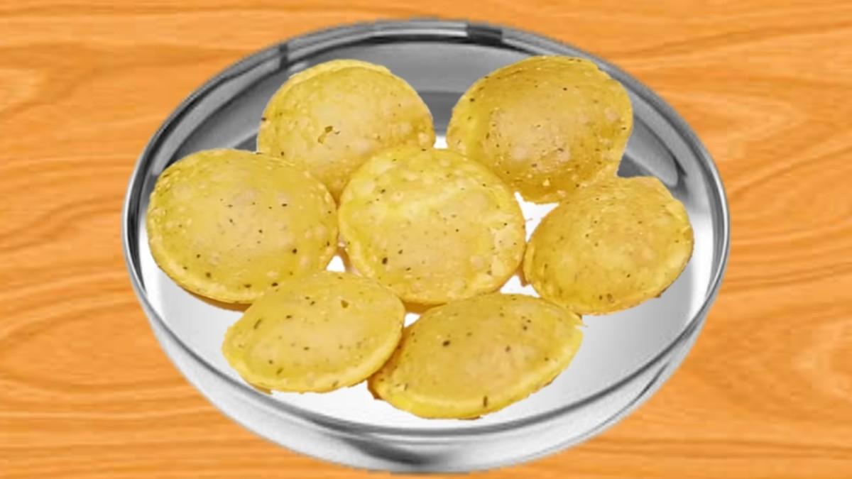 How To Immediately Prepare Crispy Puri At Home