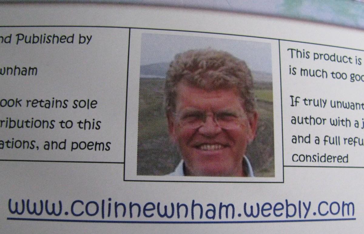 Artist, poet & public reader