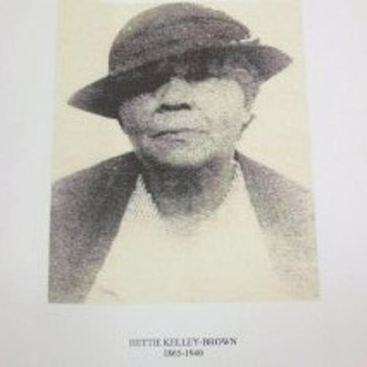 Hettie in her old age