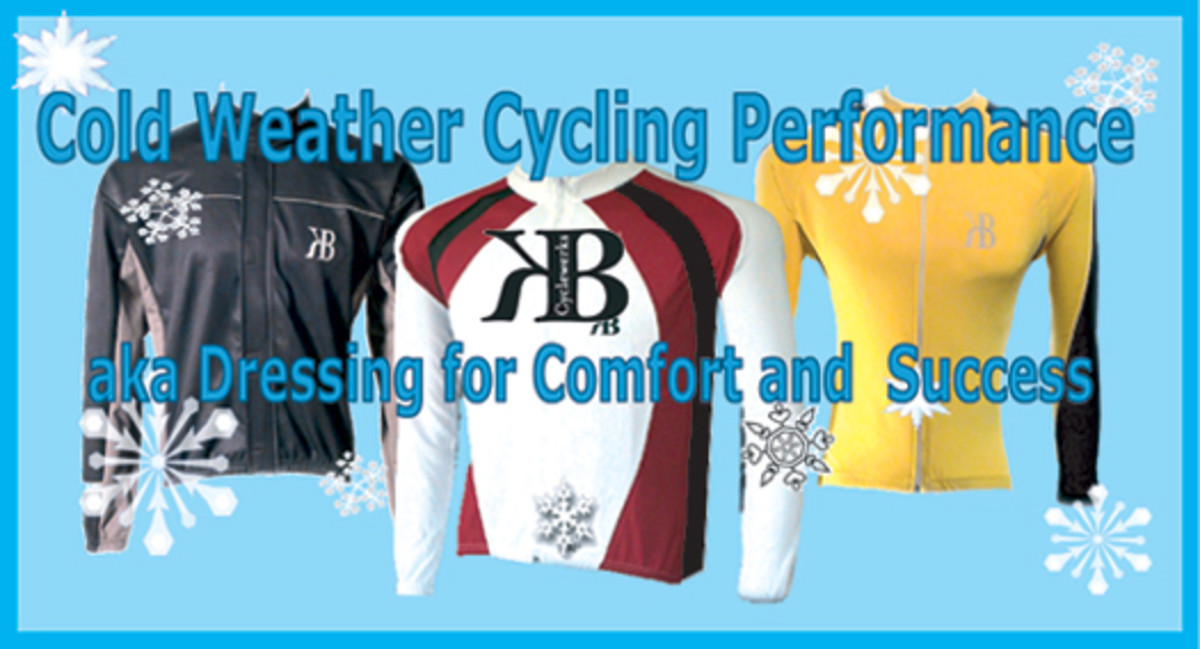 What to Wear when Cycling in Cold Weather ( bicycling )