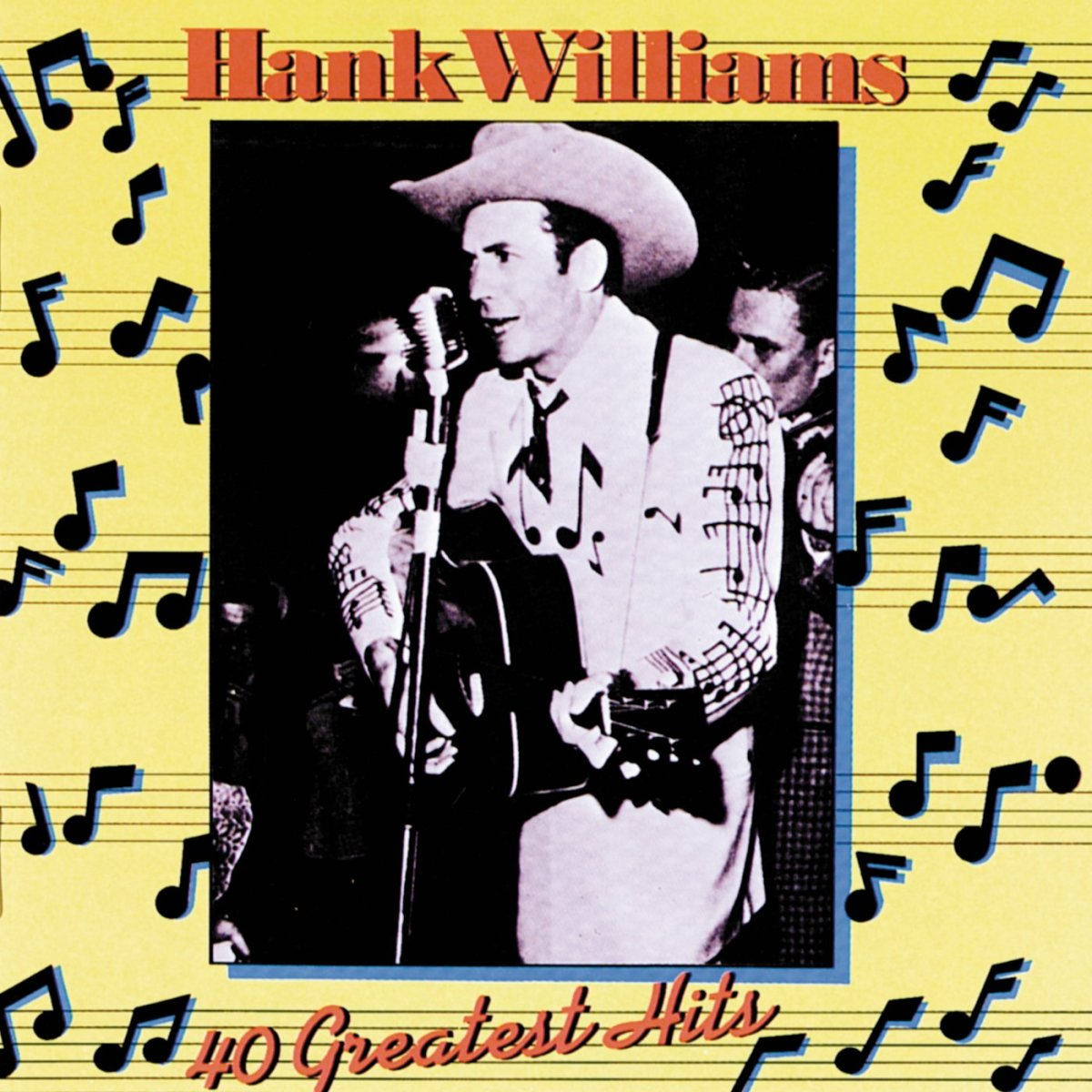 A Story About Dave And Hank Williams, Sr.