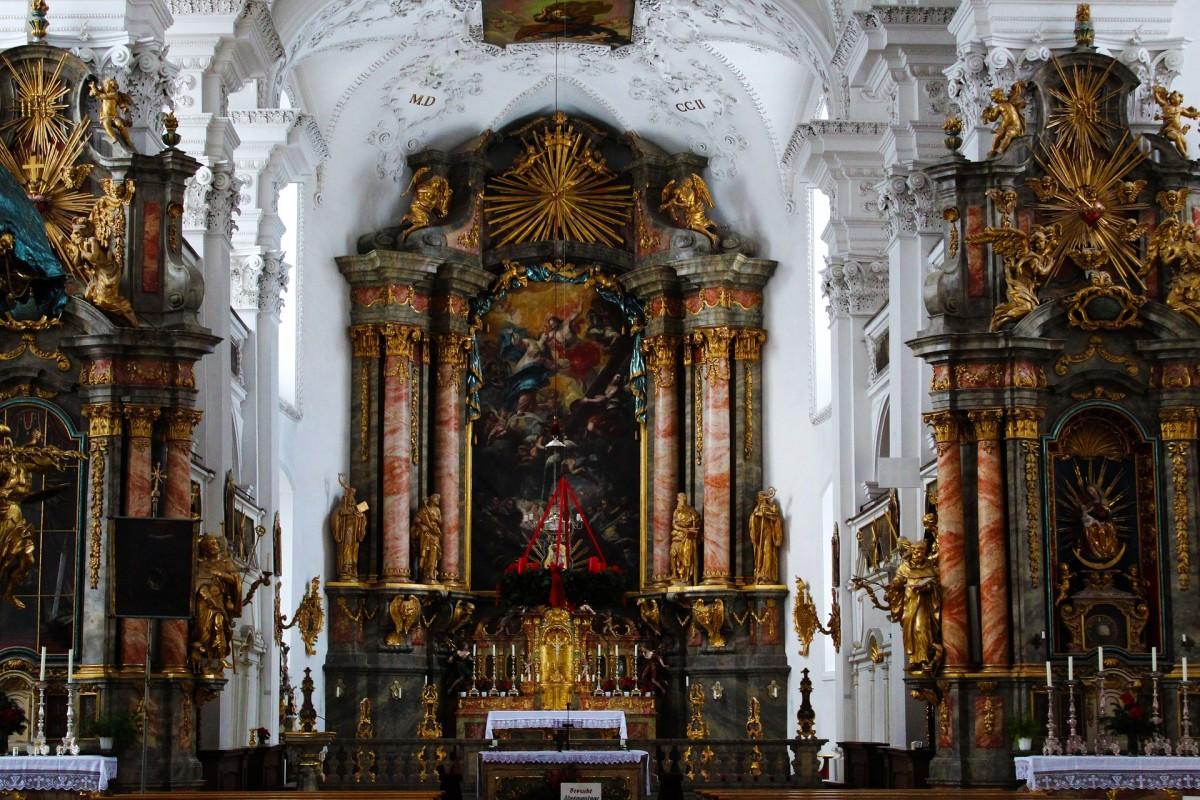 Bavaria-Monastery