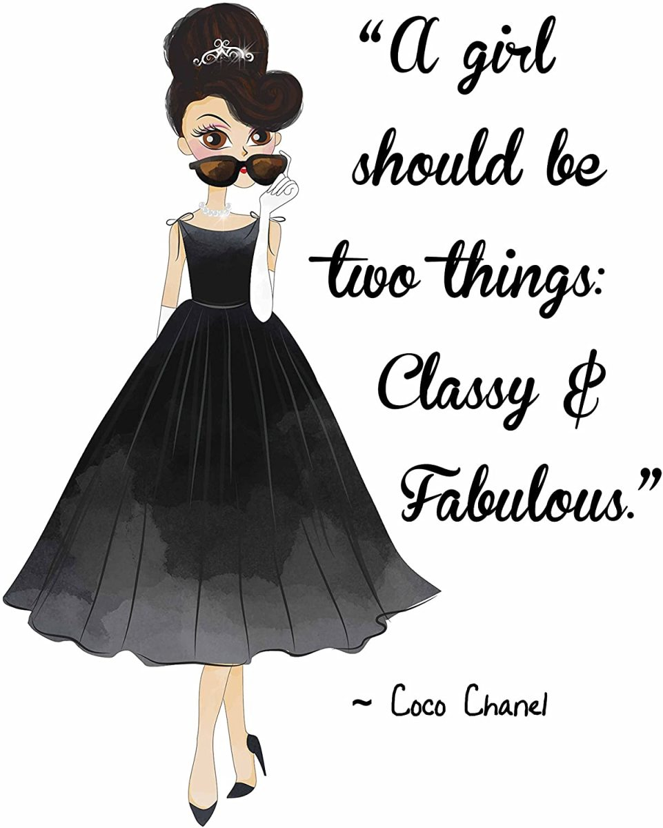 Coco Chanel Famous Words