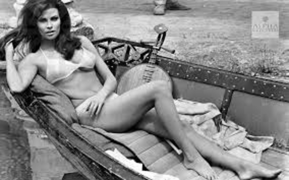 EXPOSED: Some of The Things That Sexy Raquel Welch CANNOT Do