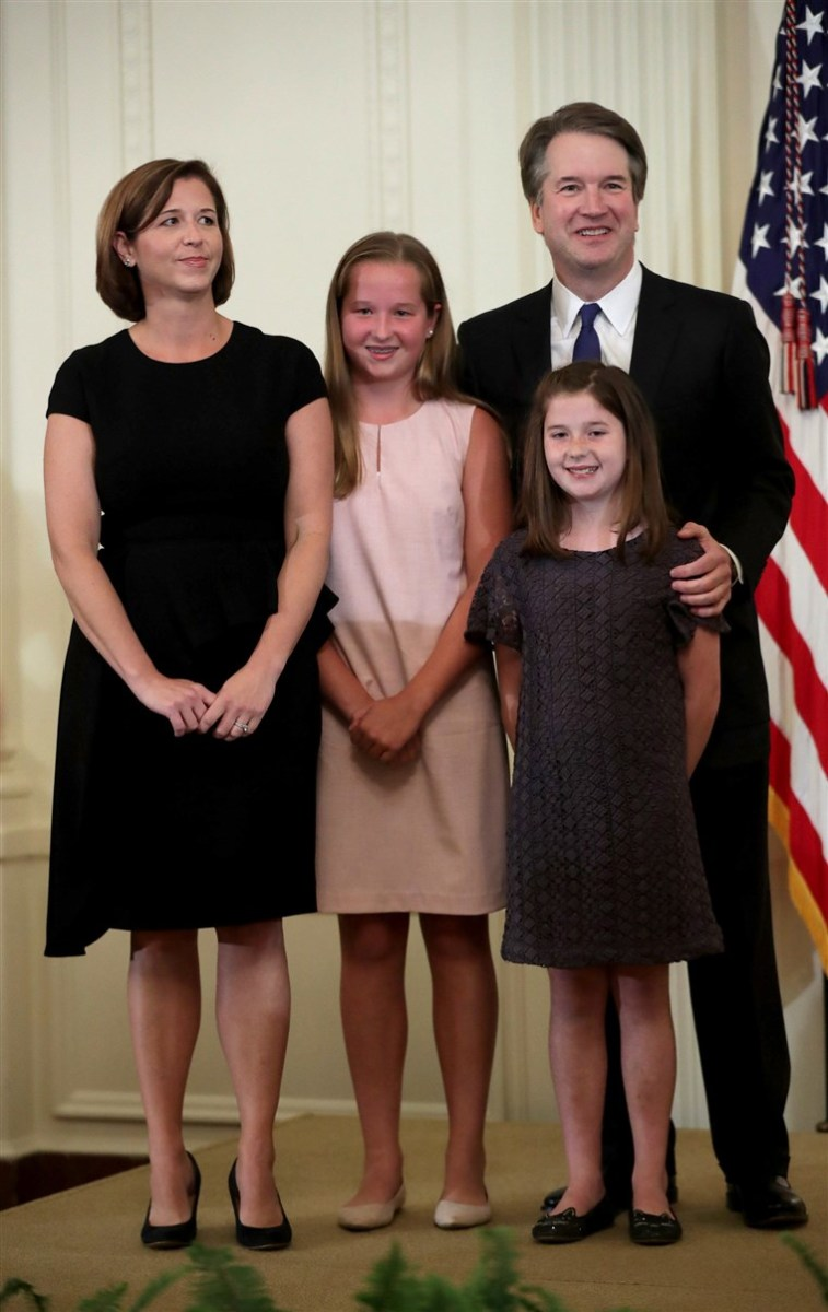 The Kavanaugh Family