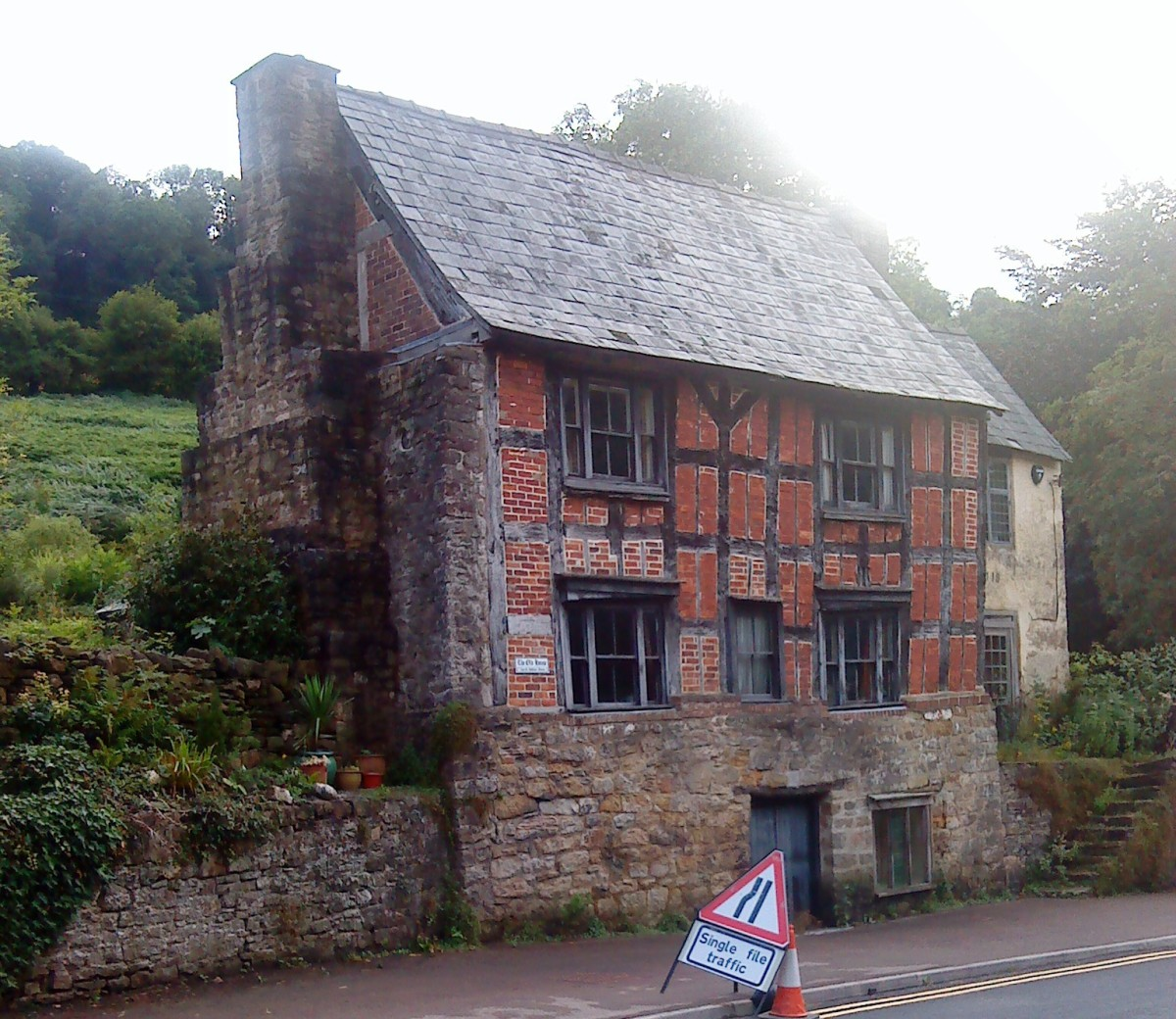 The Old House or Sarah Siddon's Cottage, Lower Lydbrook, Gloucestershire