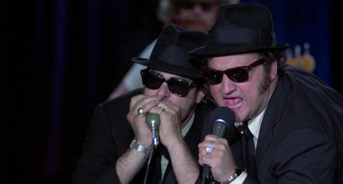 The film is clearly a labour of love for Aykroyd and Belushi, who give their performances everything and hit all the right notes.