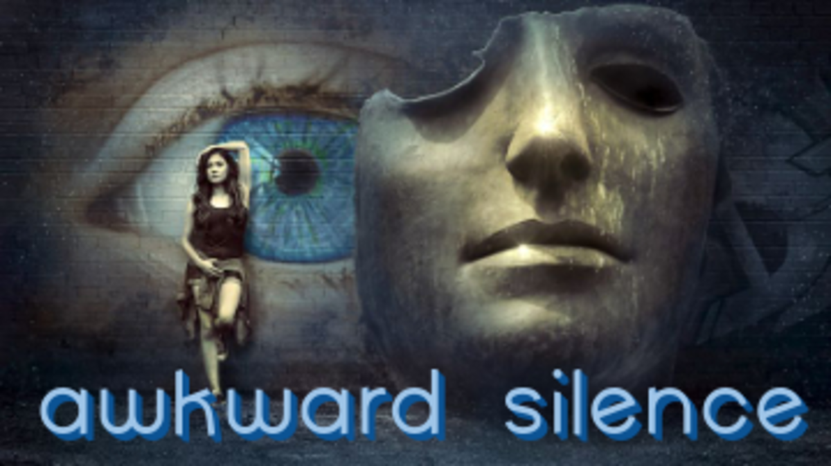 poem-awkward-silence