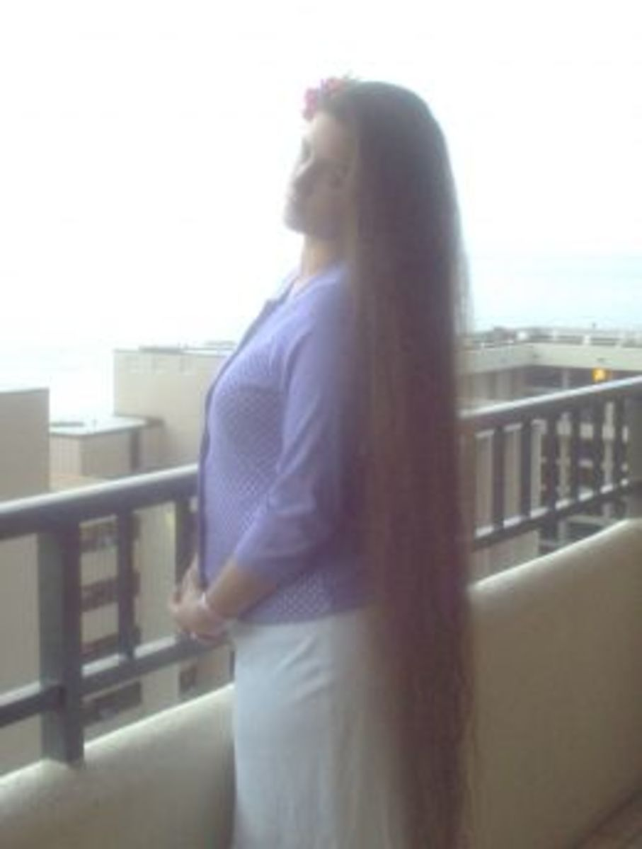 How To Grow Long, Luscious Hair