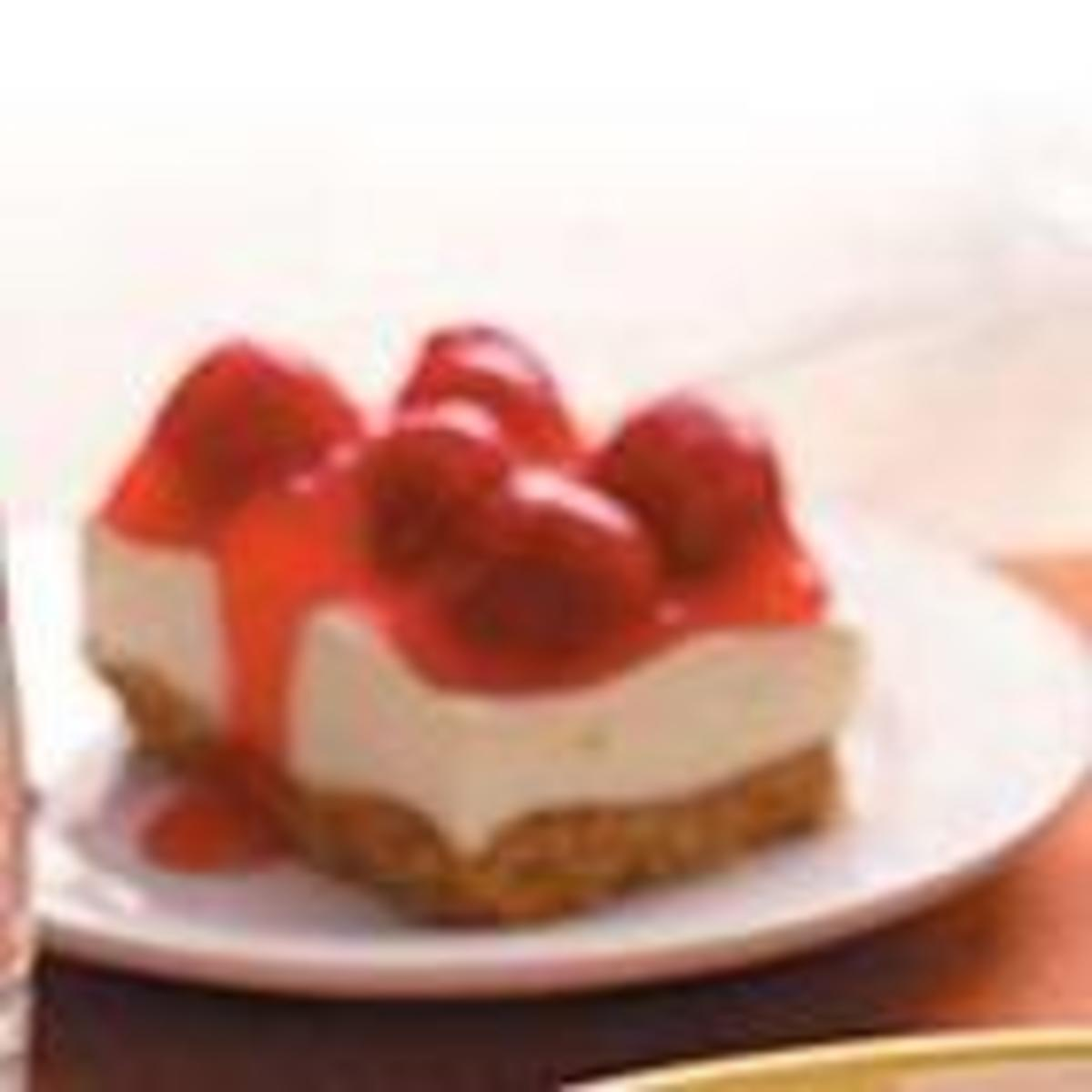 Sharing Memories and Recipes: Cherry Cheese Delight