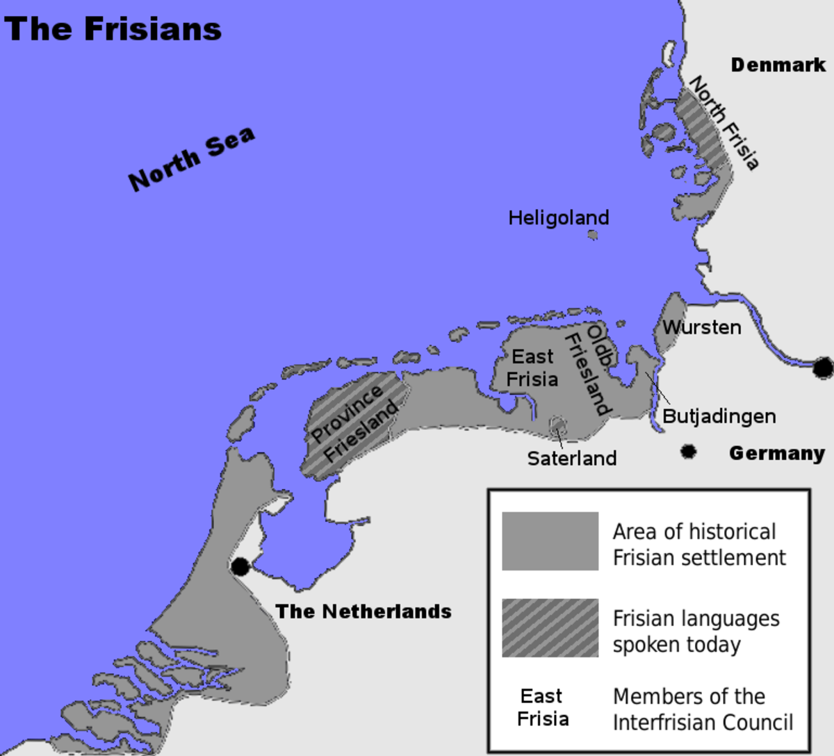 Who Were the Frisians?
