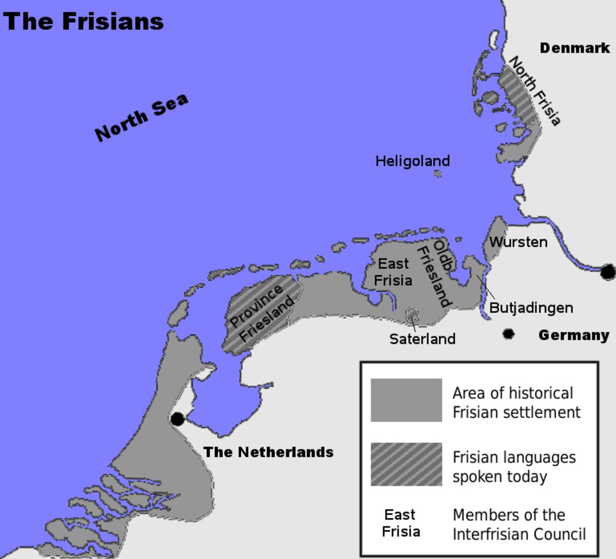 Frisian Settlement