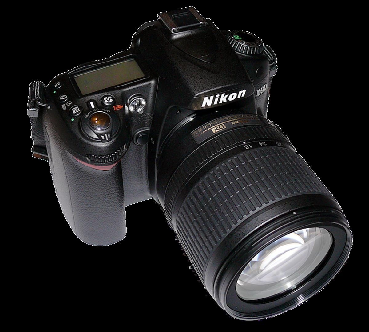 Get a Nikon D90 for under $300 on eBay