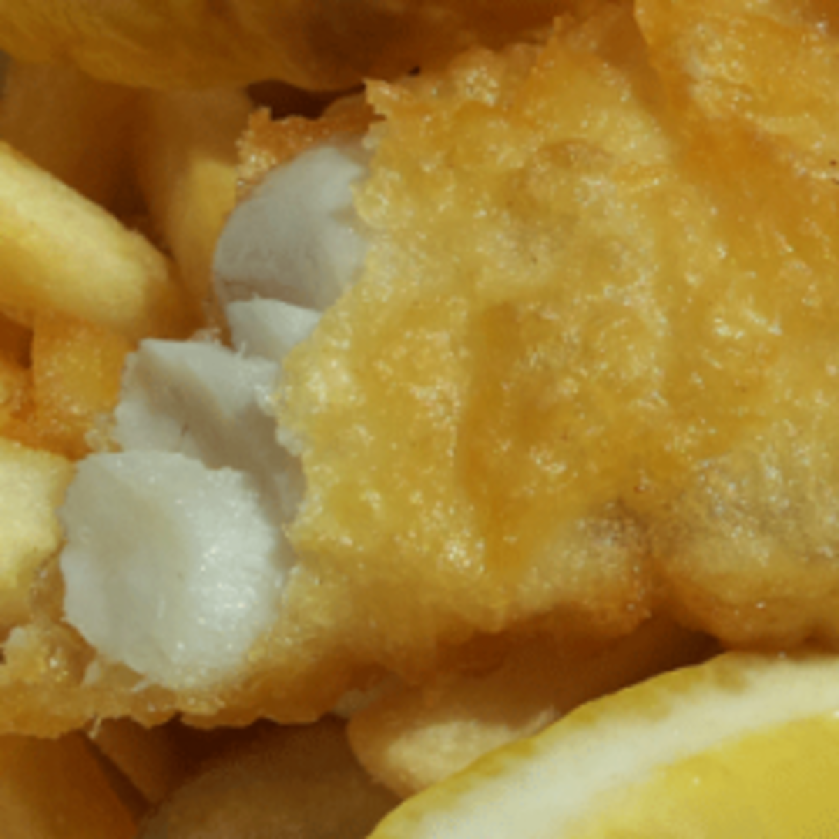 English Fish & Chips