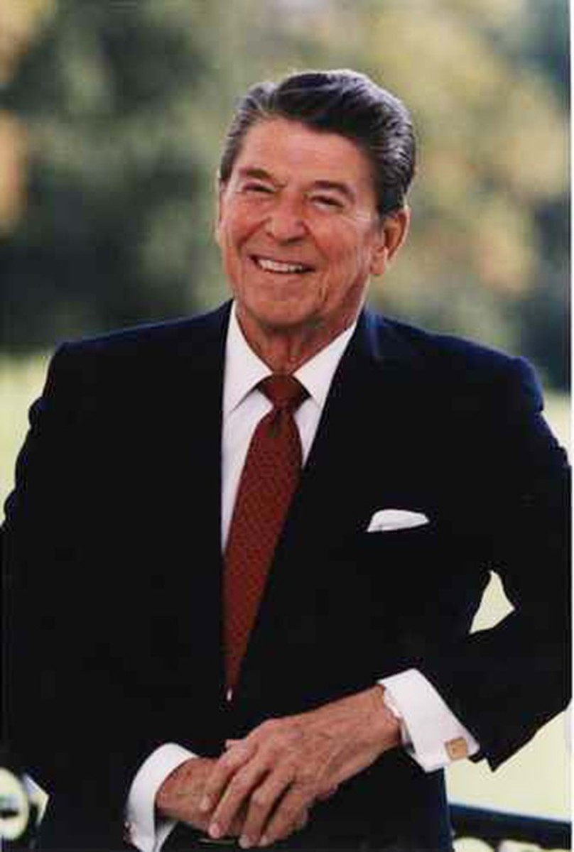 Ronald Wilson Reagan - The 40th President of the United States