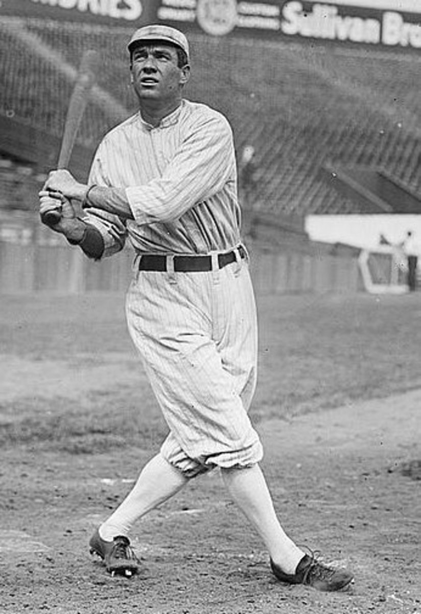 Hall of Famer Tris Speaker was already a star in Boston, and he continued to be among baseball's best players after the Indians acquired him.