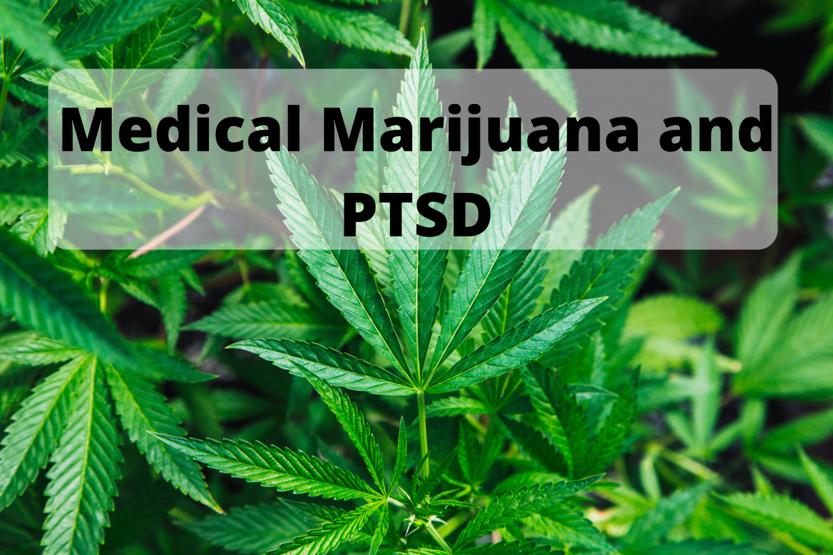 There is a lot of evidence that medical marijuana may alleviate PTSD.