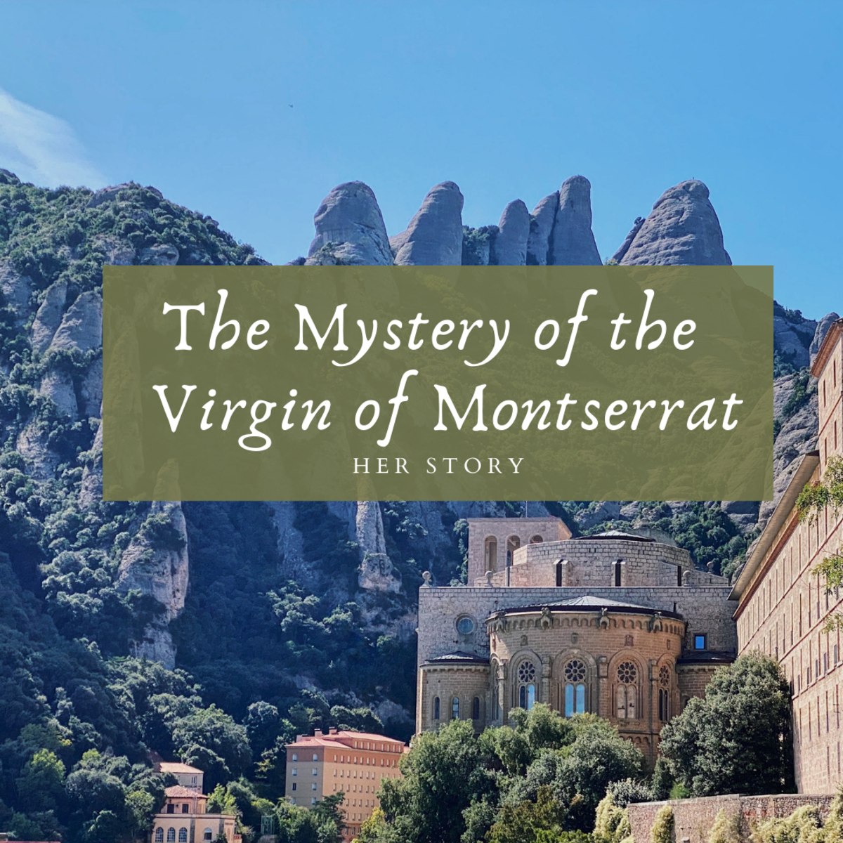 Nestled in the mountain peaks of Catalonia, the monastery of Montserrat and its storied treasure are well worth a visit.