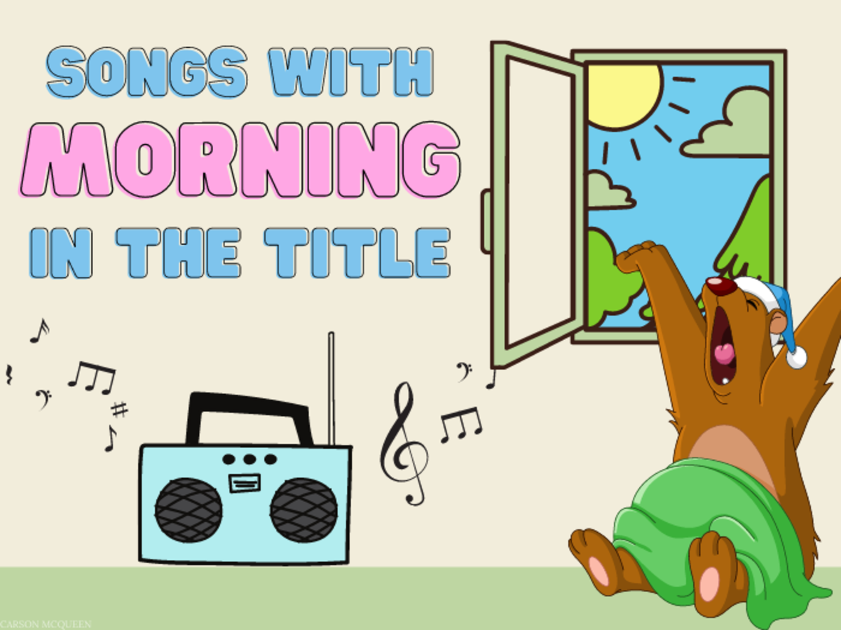 90+ Songs With Morning in the Title