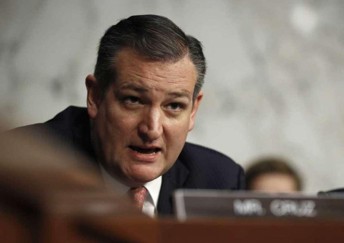 Senator Ted Cruz - Setting himself apart