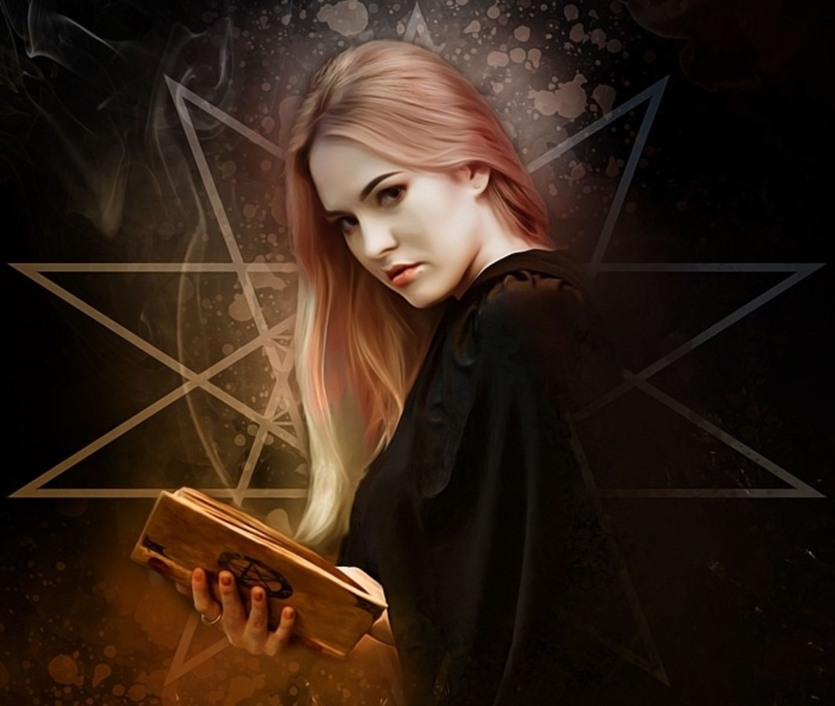 Magick and Black Magick; Are They Good, Bad, or In Between?