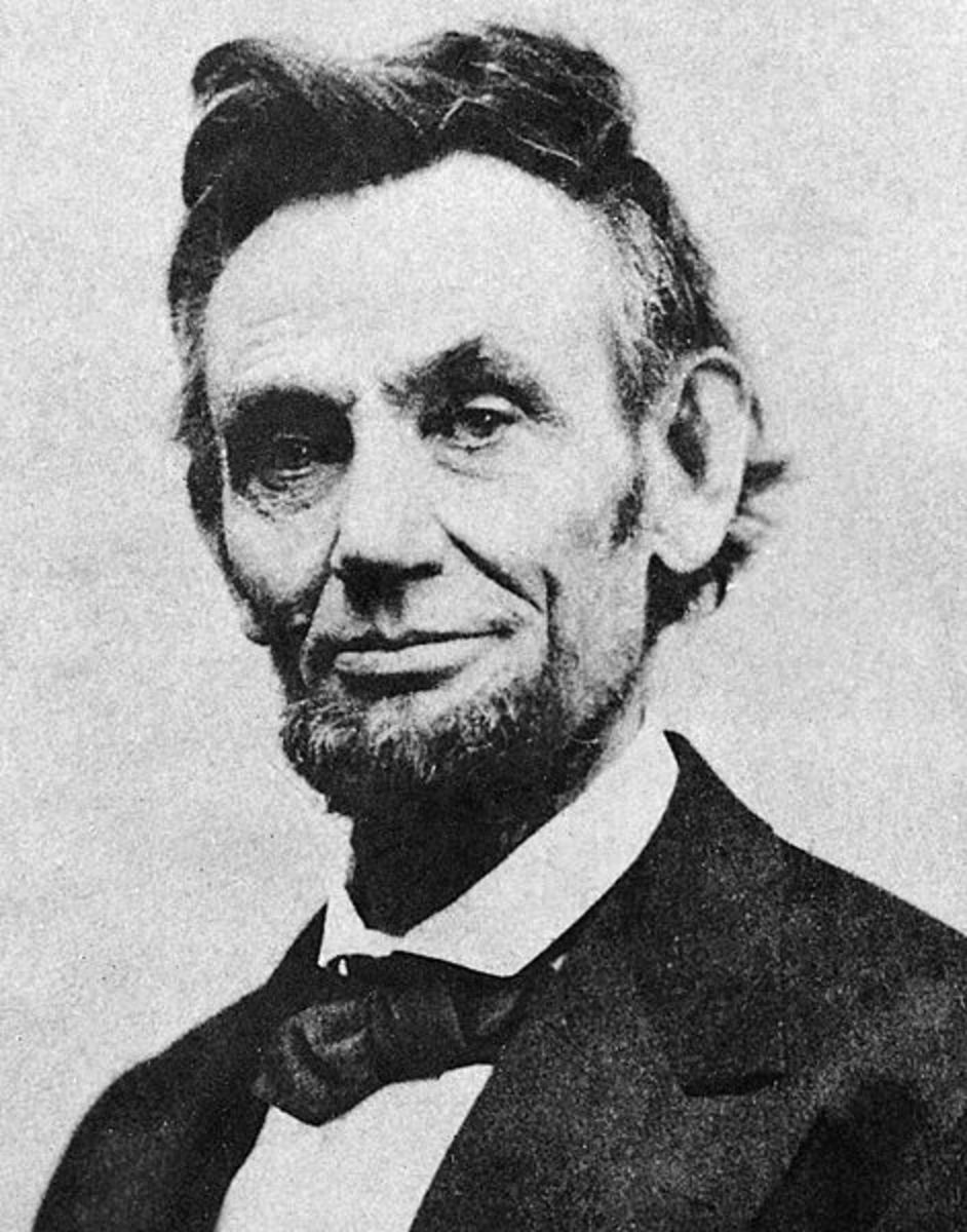 President Lincoln suspended the writ of habeas corpus.