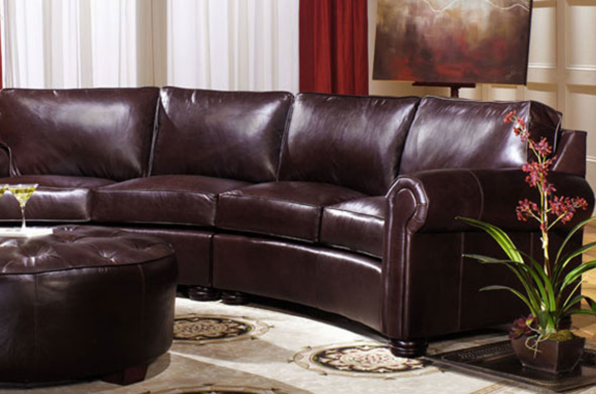 Leather Furniture is an accent as well as a comfort item in your home