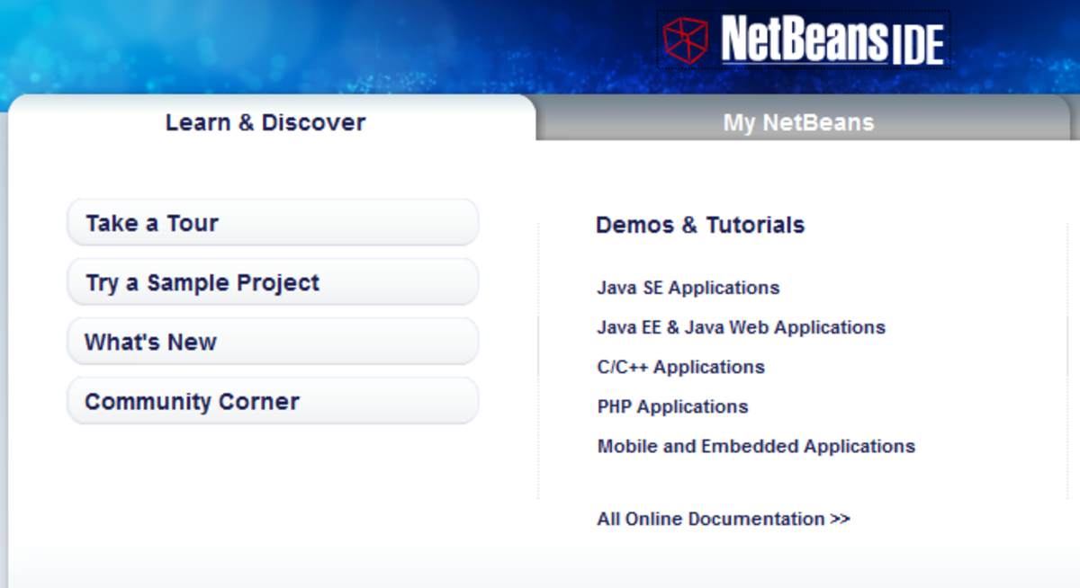 NetBeans learning resources