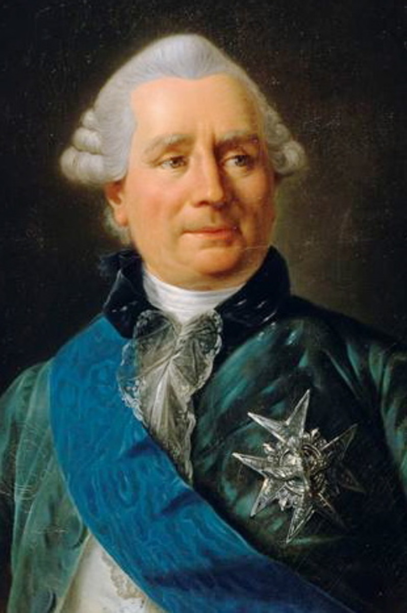 The Count de Vergennes, a vital figure in the French role in the American War of Independence