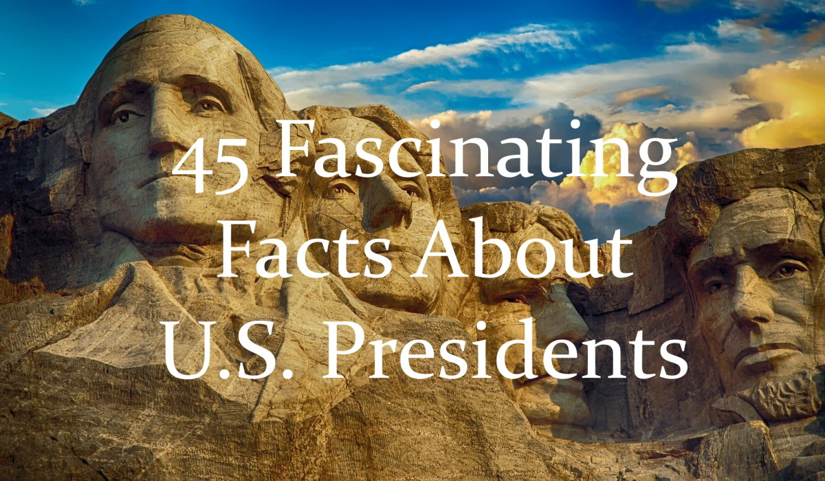 This article includes one little-known and interesting fact about each U.S. president.
