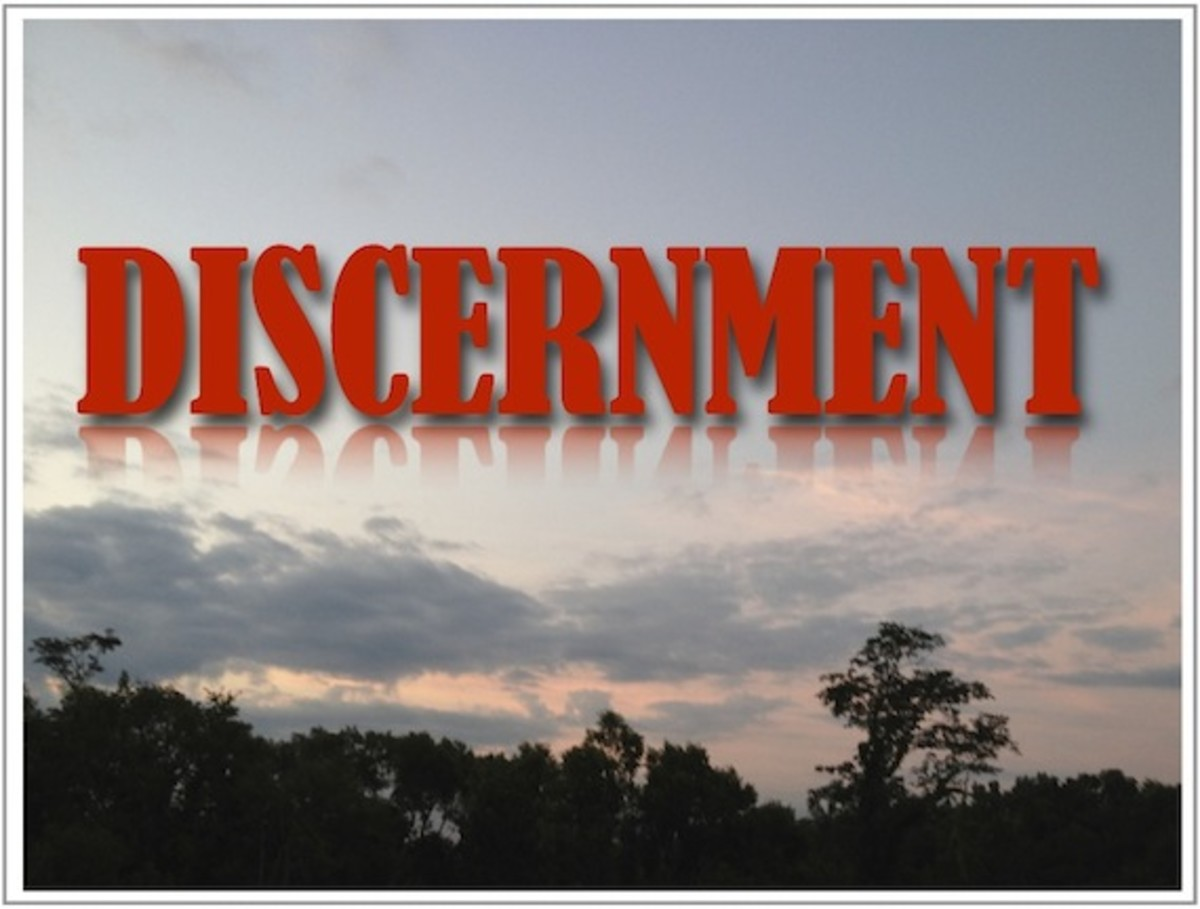 What the Bible Says About Discernment