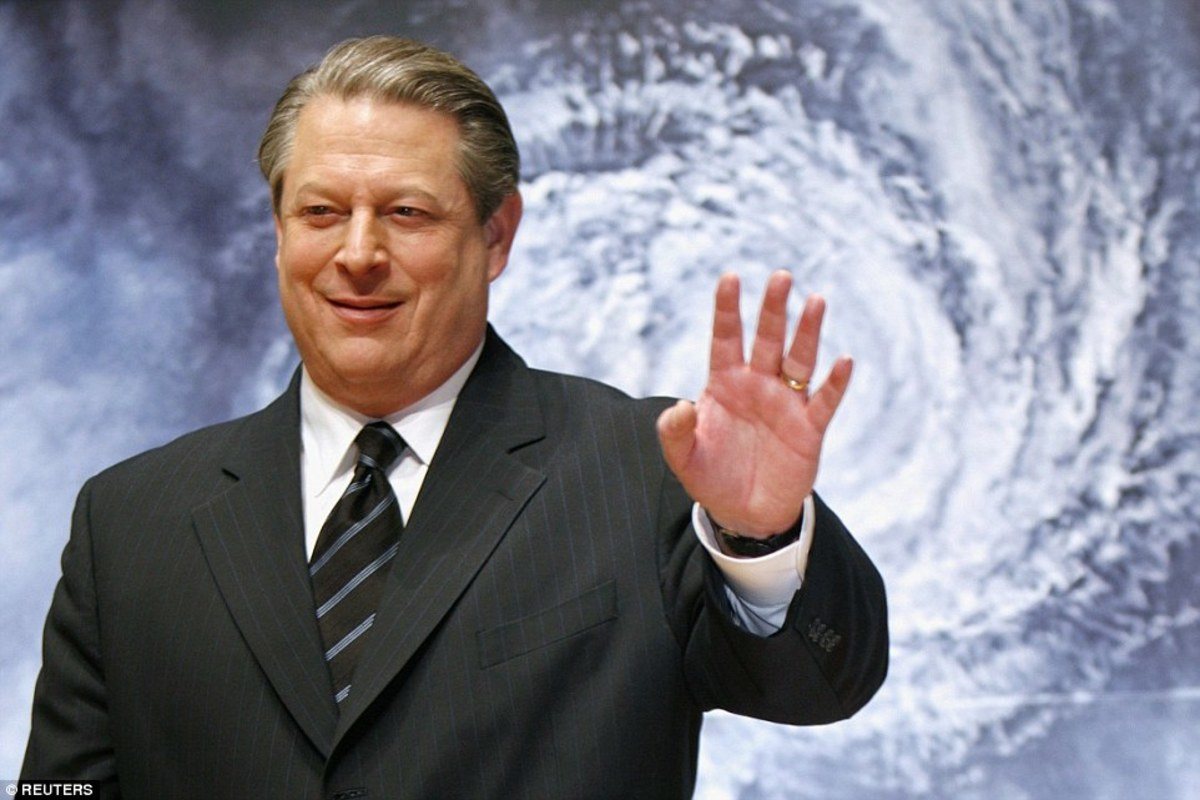 The Church of Algore: Shout Amen and Pass the Prius (Everything Else on the Road Certainly Does)