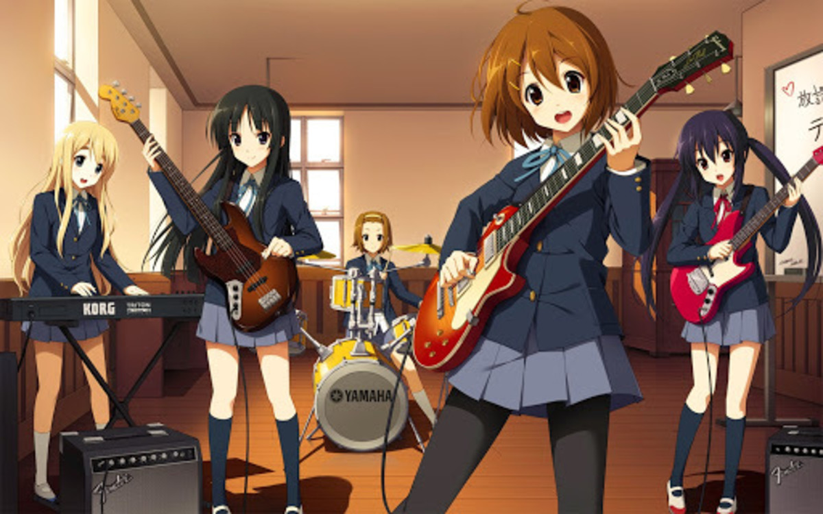 10 Anime Like K-On!