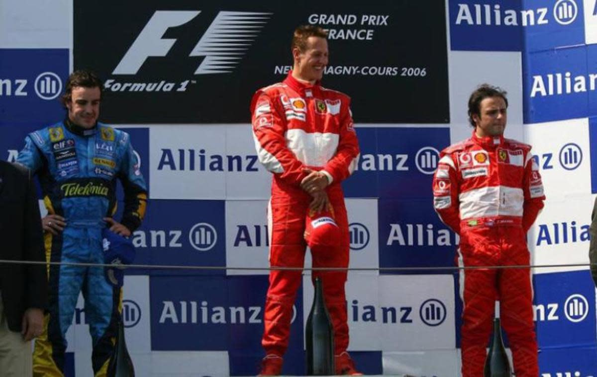 The 2006 French GP: Michael Schumacher's 88th Career Win