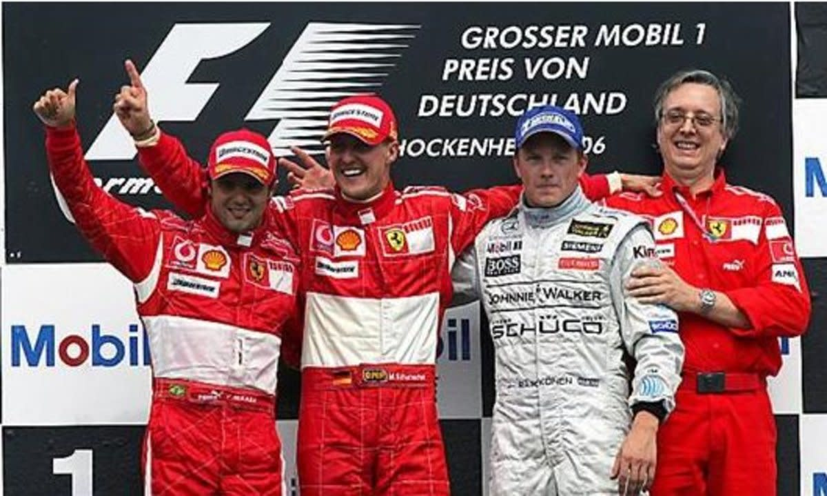 The 2006 German GP: Michael Schumacher's 89th Career Win