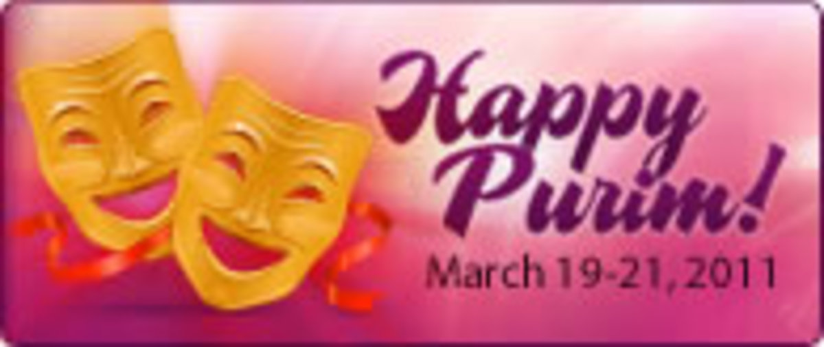 Purim ~ Queen Esther A Story of Survival