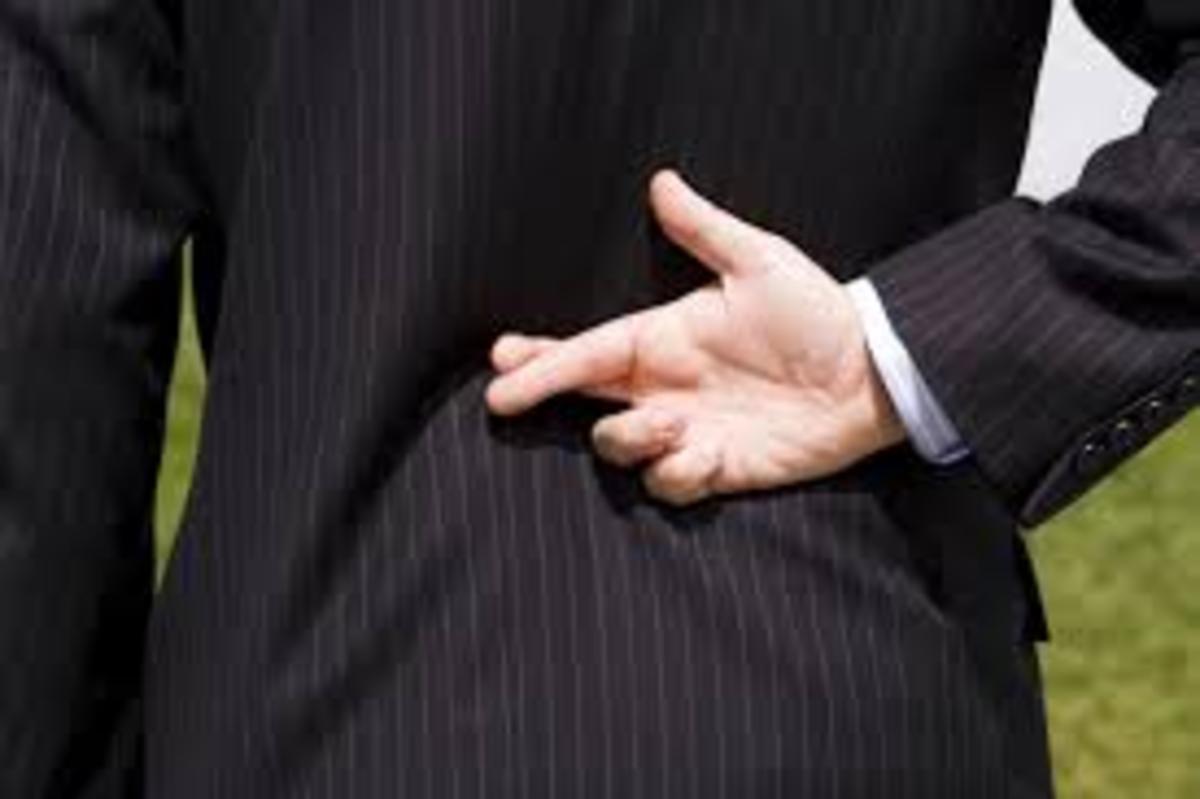 Compulsive lying gives the liar an adrenalin rush
