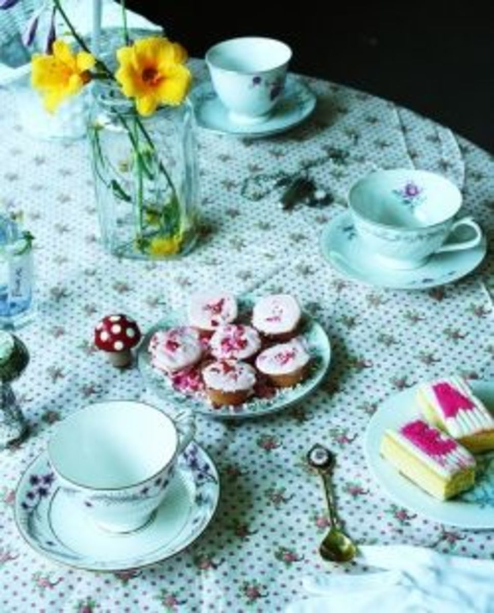 Tea party photo