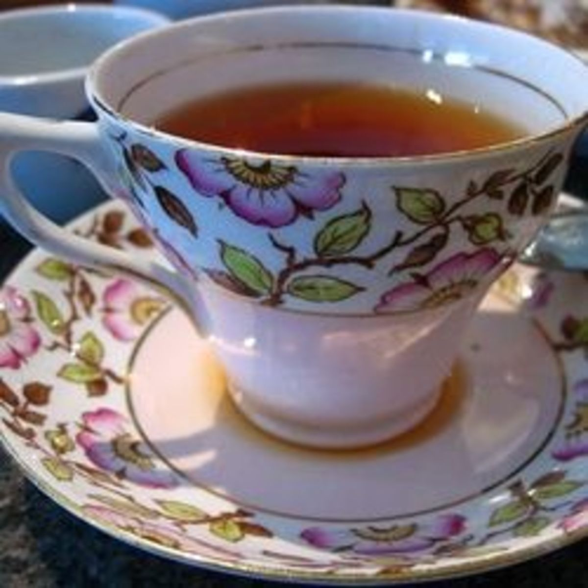 National Hot Tea Month Activities for Seniors