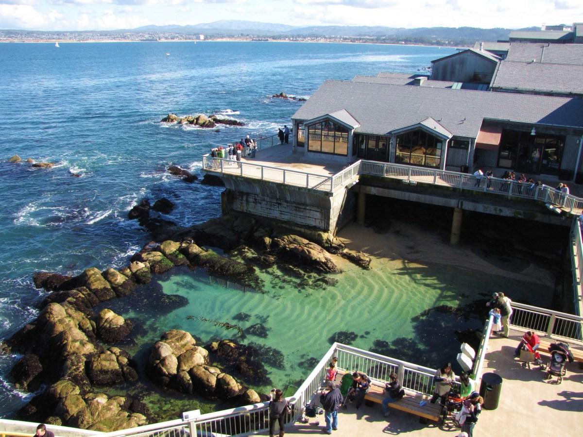 Monterey Bay Aquarium Building