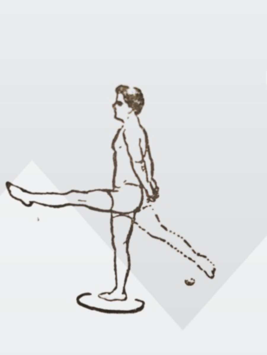 Posture of footer operation