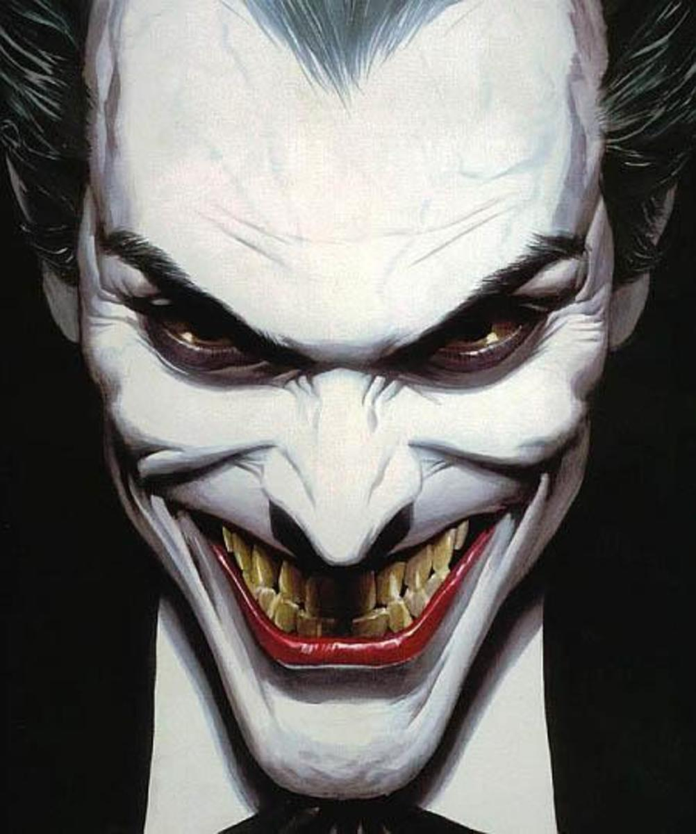 It would be difficult to argue that The Joker is deserving of death, but Batman continues to allow him to live.
